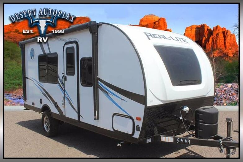 2019 Palomino Real-Lite 180 Ultra Light Travel Trailer Mesa AZ