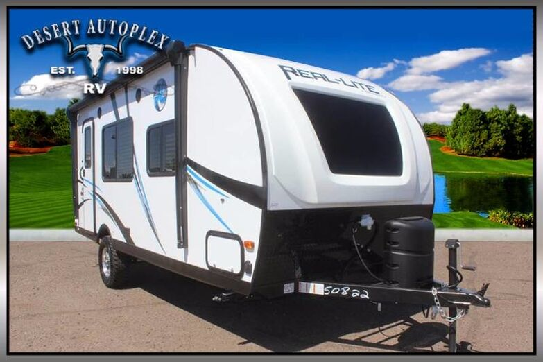 2019 Palomino Real-Lite Mini 182 Single Slide Travel Trailer Mesa AZ