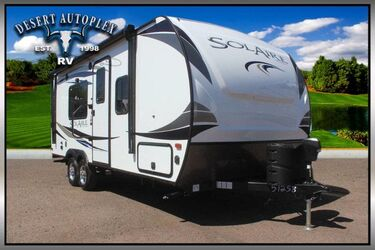 Palomino SolAire 202RB Ultra-Lite Travel Trailer Mesa AZ