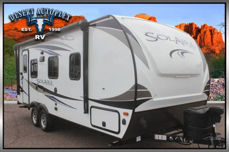 2019 Palomino SolAire 205SS Single Slide Travel Trailer Mesa AZ