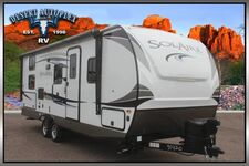 2019 Palomino SolAire 240BHS Single Slide Travel Trailer