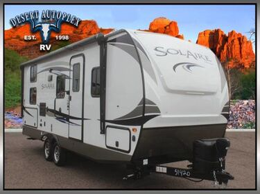 Palomino SolAire 240BHS Single Slide Travel Trailer Mesa AZ