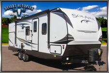 2019 Palomino SolAire 251RBSS Single Slide Travel Trailer