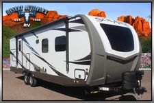 2019 Palomino SolAire 258RBSS Single Slide Travel Trailer