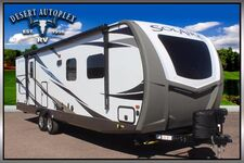 2019 Palomino SolAire 258RBSS Single Slide Travel Trailer RV 2.99% Interest and Zero Down! O.A.C.