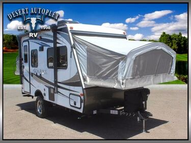 Palomino SolAire eXpandable 147X Off-Road Edition Expandable Travel Trailer Mesa AZ