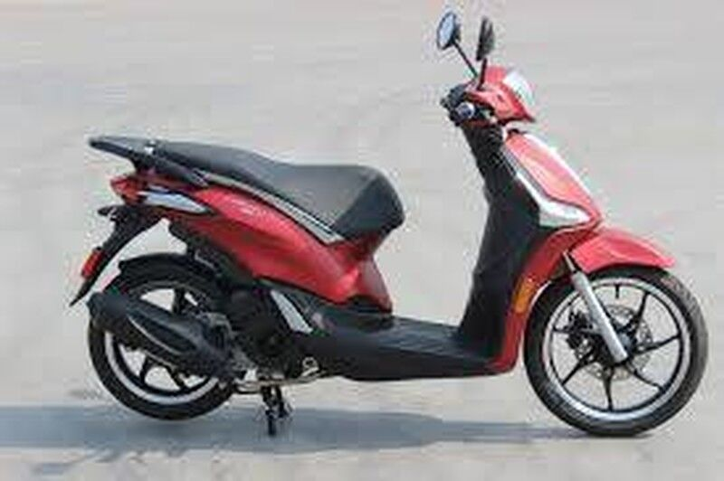 2019 Piaggio Liberty 50 S iGET 50 S iGET