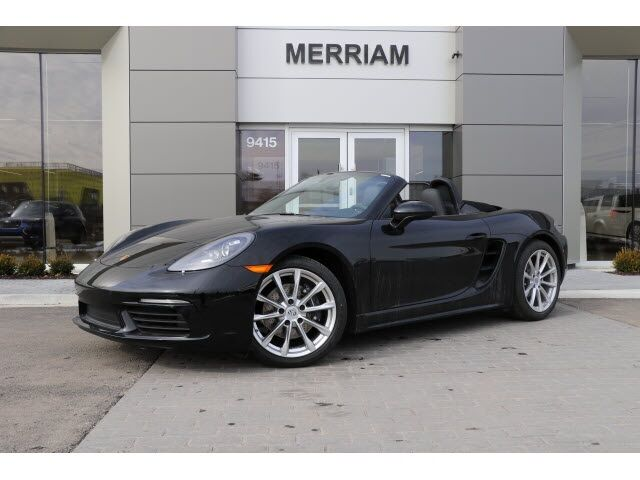 2019 Porsche 718 Boxster  Merriam KS