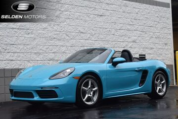 2019_Porsche_718 Boxster__ Willow Grove PA
