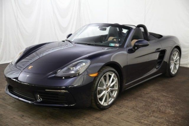 2019 Porsche 718 Boxster Base Pittsburgh PA