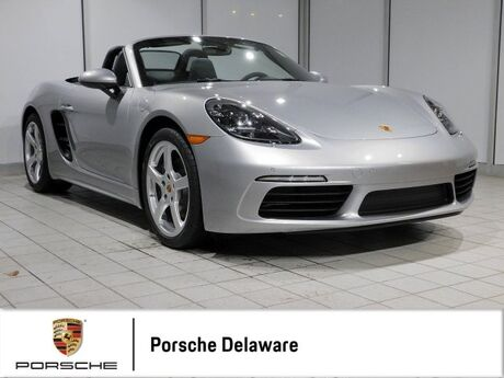 2019 Porsche 718 Boxster PREMIUM PACKAGE PLUS Newark DE