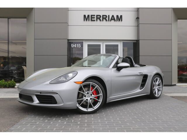 2019 Porsche 718 Boxster S Merriam KS