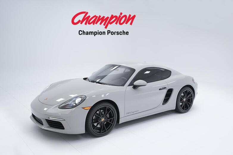 2019 Porsche 718 Cayman  Pompano Beach FL