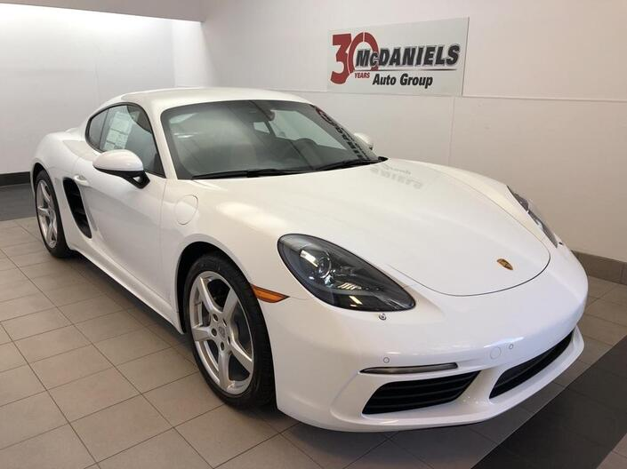 2019 Porsche 718 Cayman Base Columbia SC