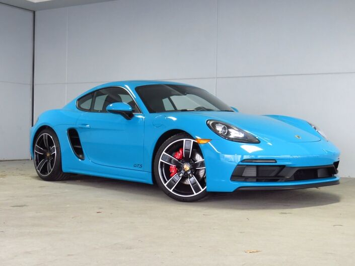 2019 Porsche 718 Cayman GTS Kansas City KS