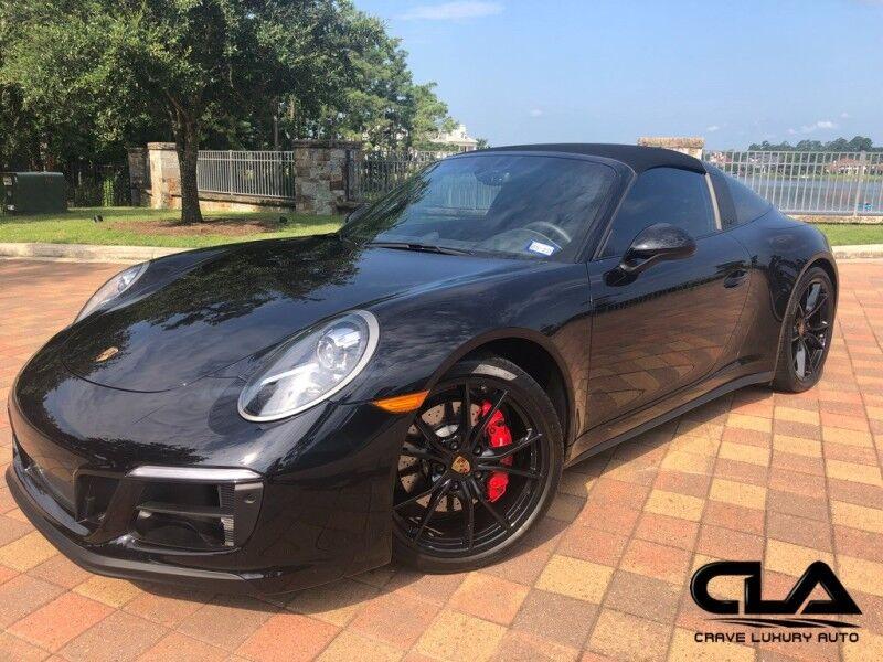 2019 Porsche 911 4 GTS The Woodlands TX