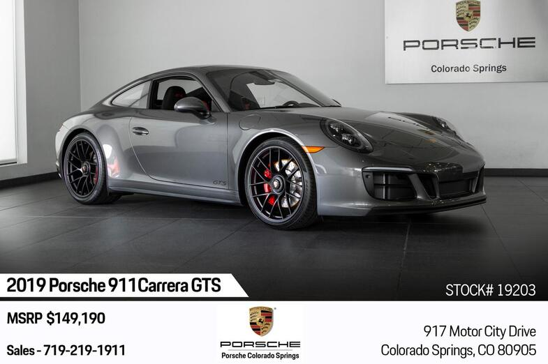 2019 Porsche 911 911 Carrera GTS Colorado Springs CO