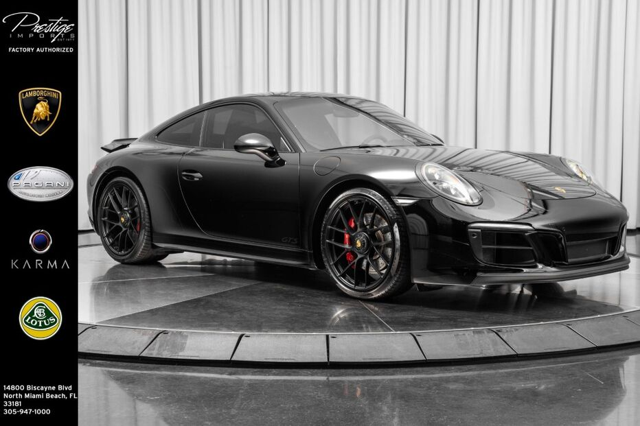2019_Porsche_911_Carrera 4 GTS_ North Miami Beach FL