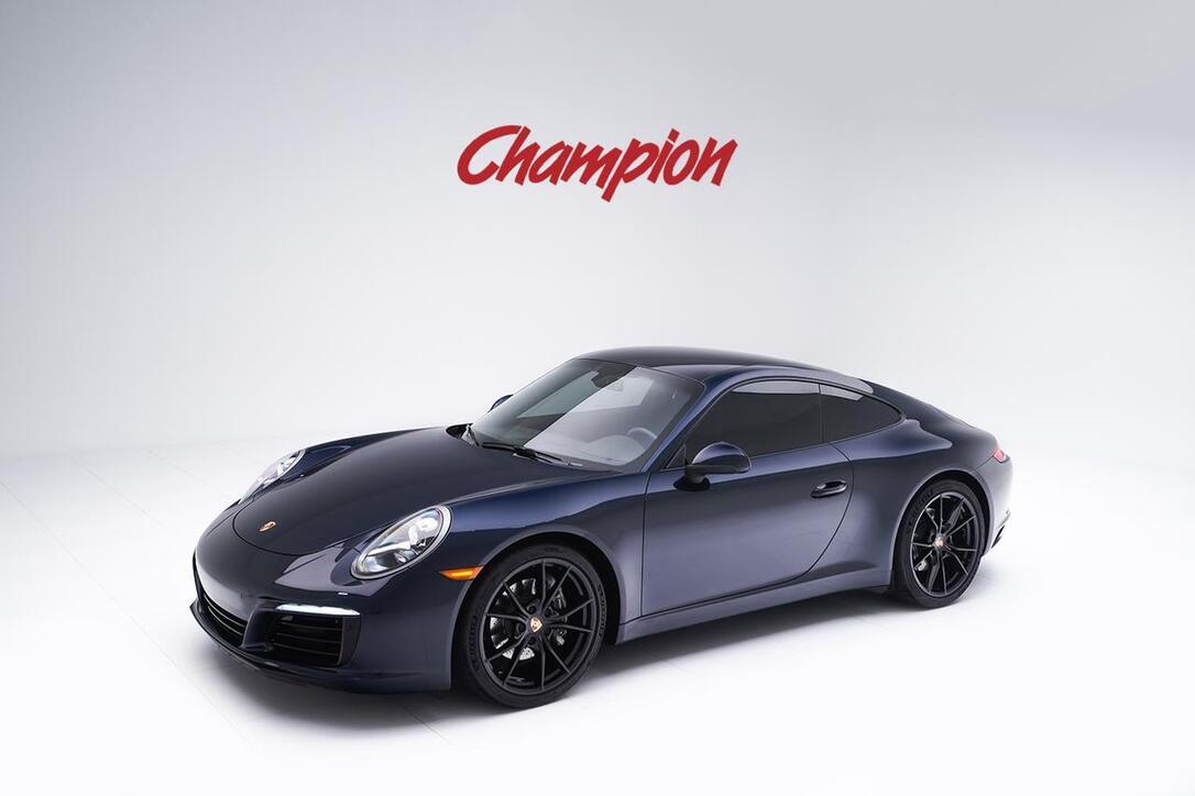 2019 Porsche 911 Carrera Pompano Beach FL