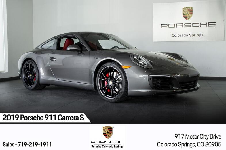 2019 Porsche 911 Carrera S Colorado Springs CO