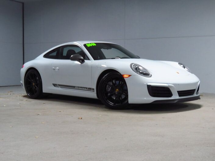2019 Porsche 911 Carrera T Merriam KS