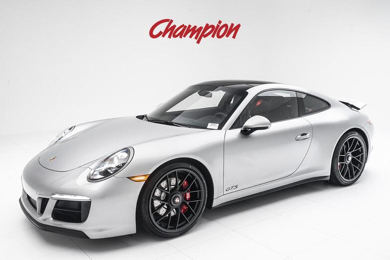 2019 Porsche 911 Demo Sale Carrera GTS Pompano Beach FL