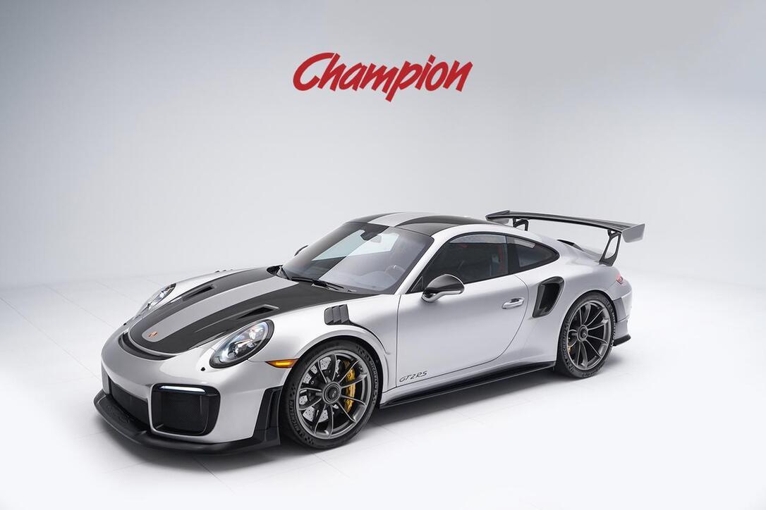 2019 Porsche 911 GT2 RS Pompano Beach FL