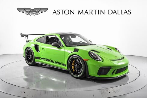 2019_Porsche_911_GT3 RS_ Dallas TX