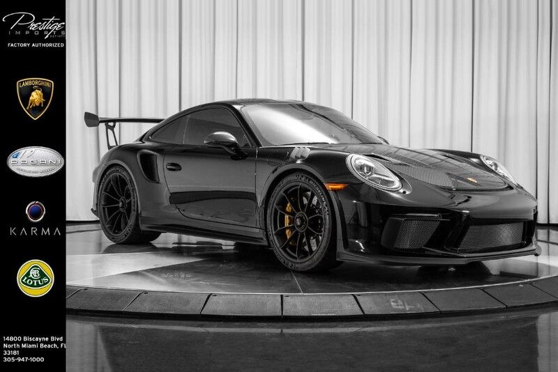 2019_Porsche_911_GT3 RS_ North Miami FL