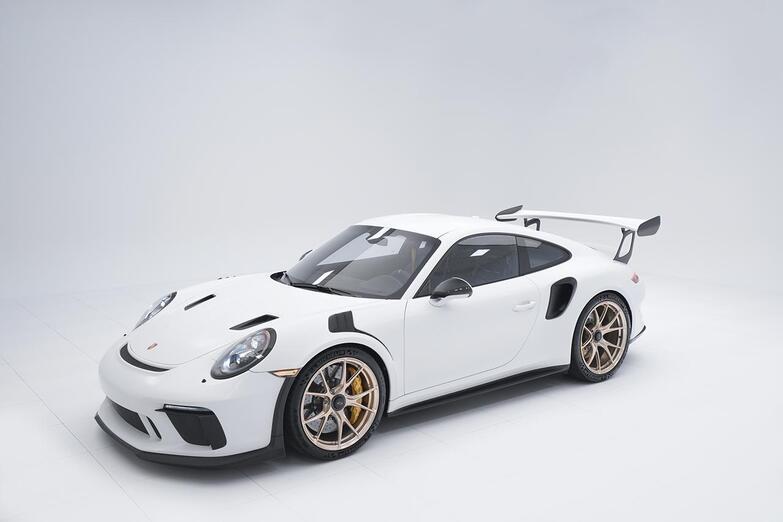 2019 Porsche 911 GT3 RS Pompano Beach FL