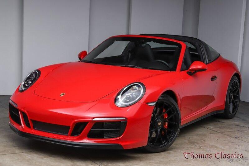 2019 Porsche 911 Targa 4 GTS Akron OH