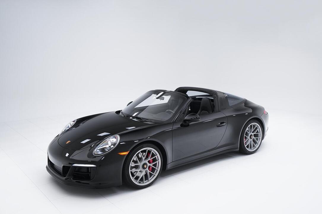 2019 Porsche 911 Targa 4 GTS Pompano Beach FL