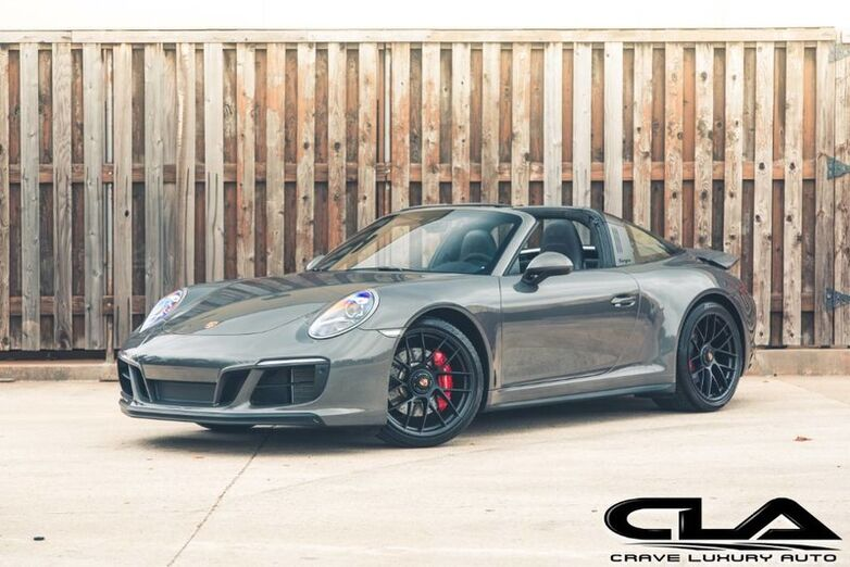 2019 Porsche 911 Targa 4 GTS The Woodlands TX
