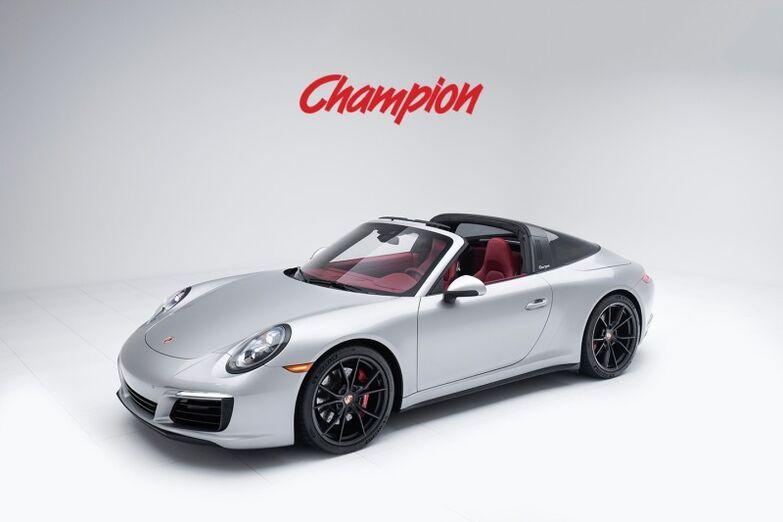2019 Porsche 911 Targa 4S Pompano Beach FL
