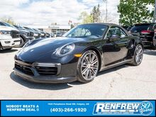 2019_Porsche_911_Turbo Cabriolet, Low Kms, Fully Loaded_ Calgary AB