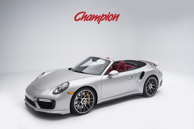 2019 Porsche 911 Turbo S Cab Pompano Beach FL