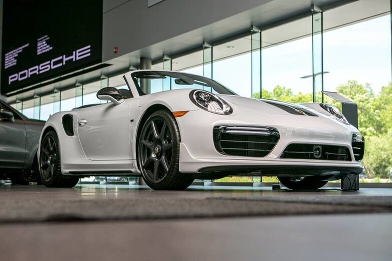 2019 Porsche 911 Turbo S Cabriolet Exclusive Series Highland Park IL