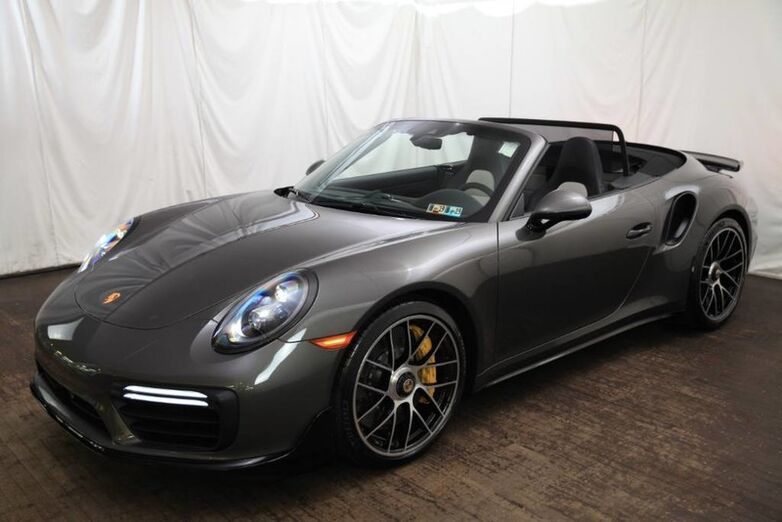 2019 Porsche 911 Turbo S Cabriolet Pittsburgh PA