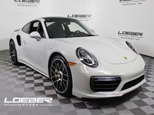 Porsche 911 Turbo S Coupe 2019
