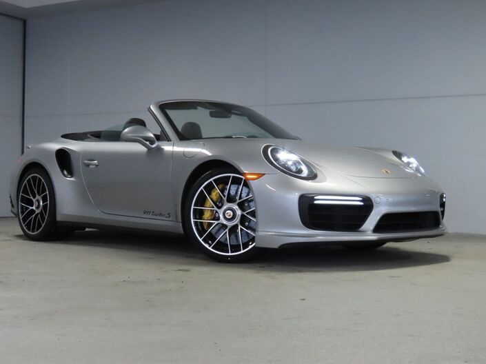 2019 Porsche 911 Turbo S Merriam KS