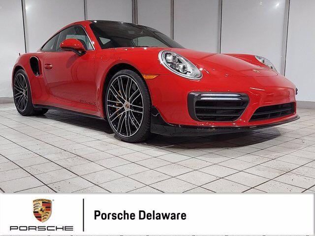 2019 Porsche 911 Turbo S Newark DE