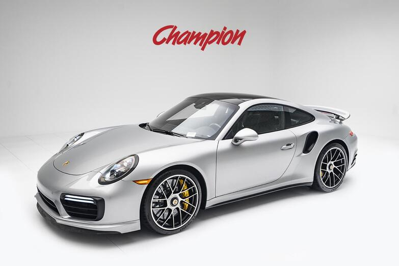 2019 Porsche 911 Turbo S Pompano Beach FL