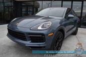 2019 Porsche Cayenne / AWD / 3.0L Turbo V6 / Heated Leather Seats / Panoramic Sunroof / Bose Speakers / Navigation / Lane Departure Alert / Blind Spot Alert / Bluetooth / Back Up Camera / Low Miles / 1-Owner