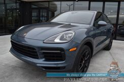 2019_Porsche_Cayenne_/ AWD / 3.0L Turbo V6 / Heated Leather Seats / Panoramic Sunroof / Bose Speakers / Navigation / Lane Departure Alert / Blind Spot Alert / Bluetooth / Back Up Camera / Low Miles / 1-Owner_ Anchorage AK