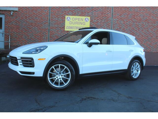 2019 Porsche Cayenne Base Kansas City KS