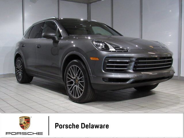 2019 Porsche Cayenne PREMIUM PACKAGE 21 INCH WHEELS Newark DE