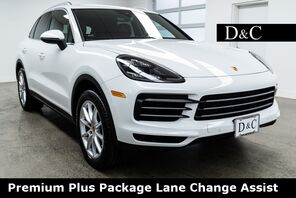 2019_Porsche_Cayenne_Premium Plus Package Lane Change Assist_ Portland OR