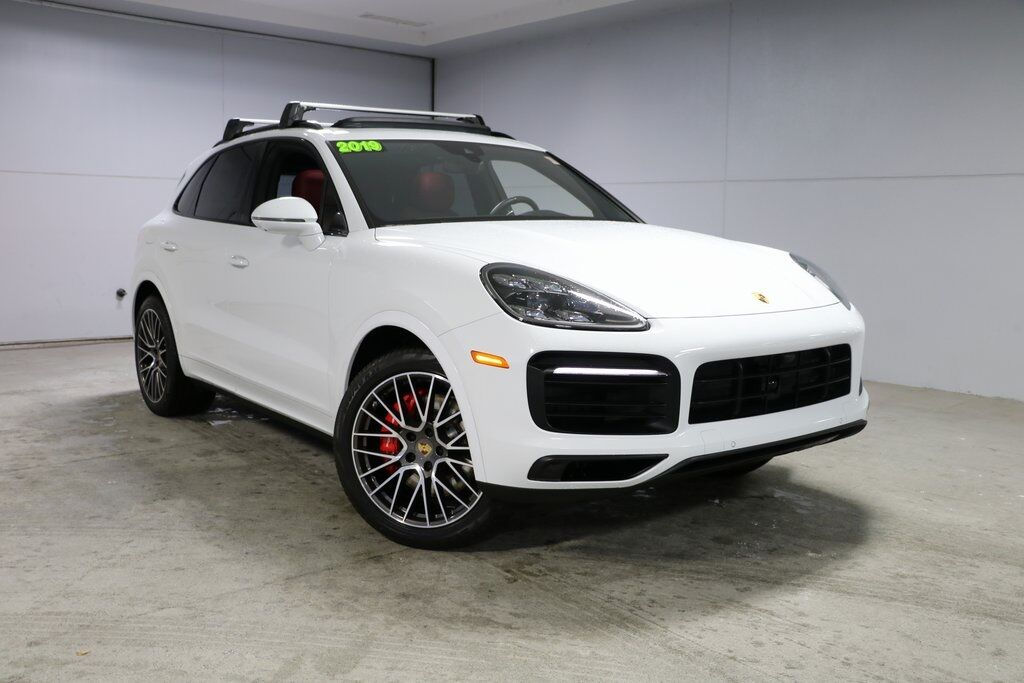 2019 Porsche Cayenne S Merriam KS
