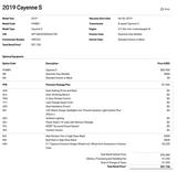 2019 Porsche Cayenne S Pompano Beach FL