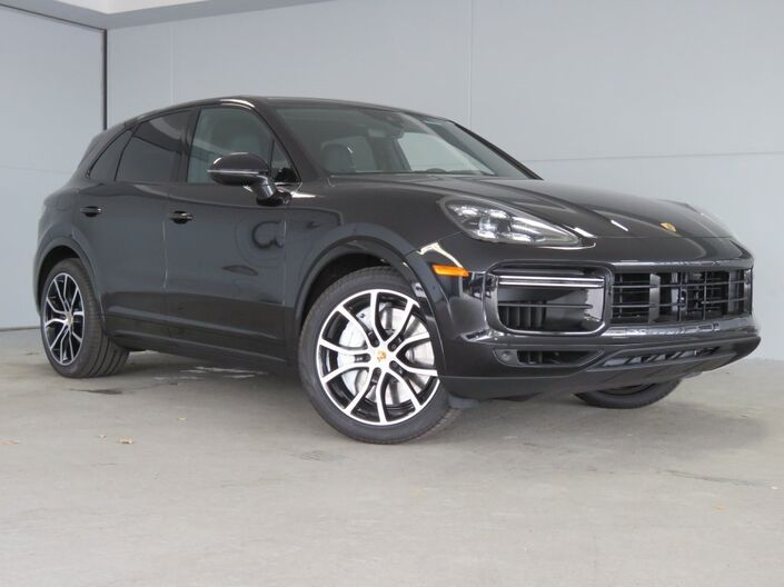 2019 Porsche Cayenne Turbo Kansas City KS